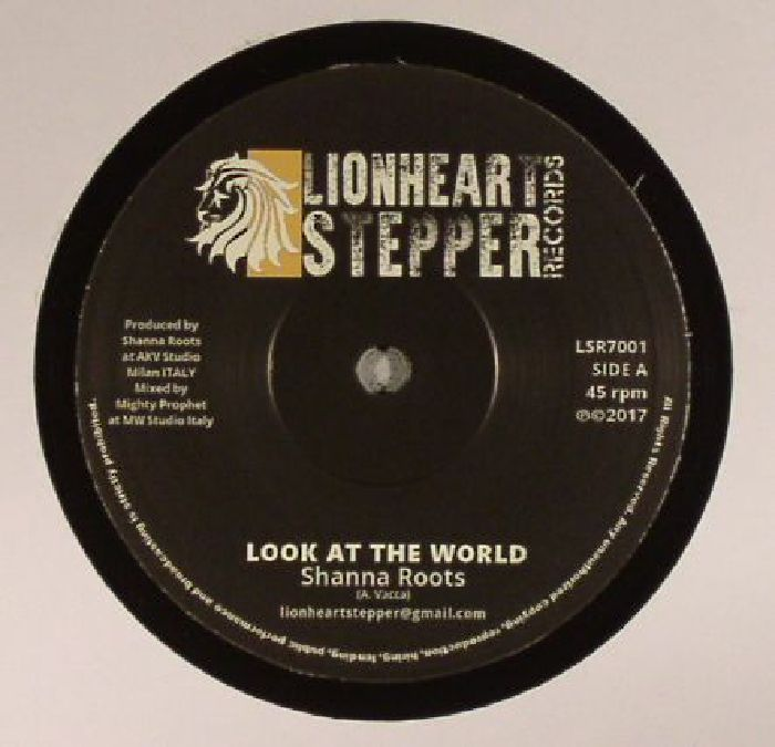 SHANNA ROOTS - Look At The World