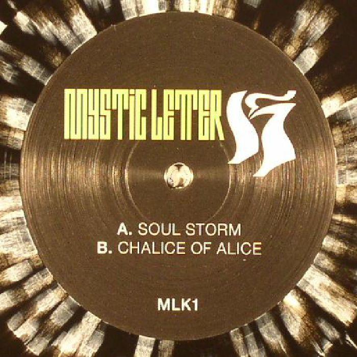 MYSTIC LETTER K - Soul Storm