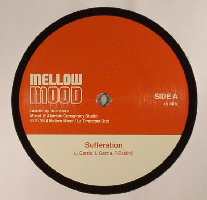 MELLOW MOOD - Sufferation
