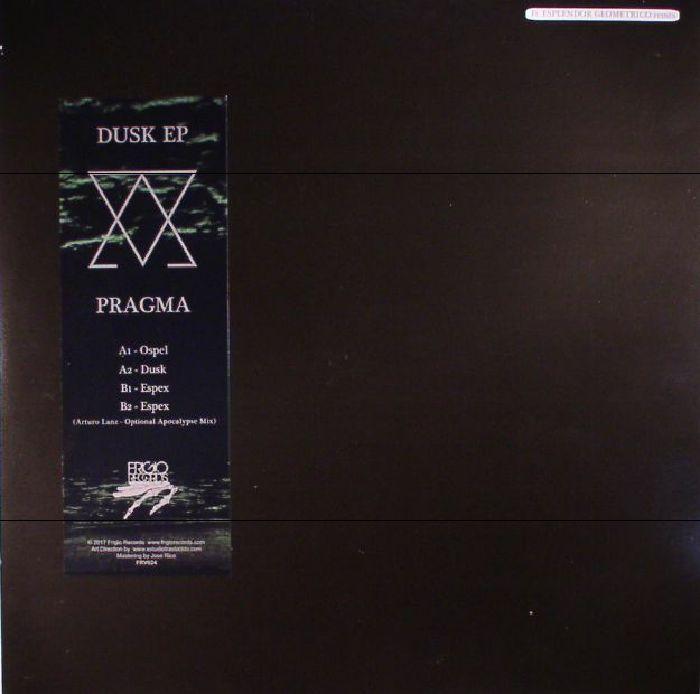 PRAGMA - Dusk EP