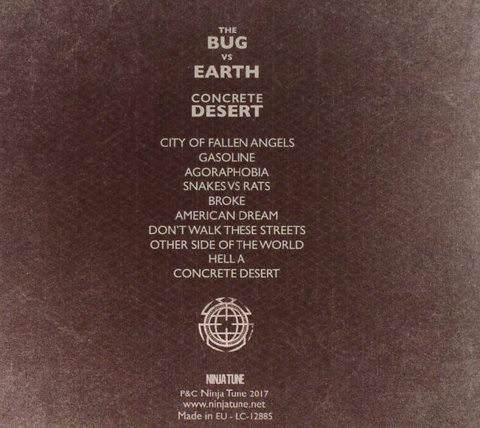 BUG, The/EARTH - Concrete Desert