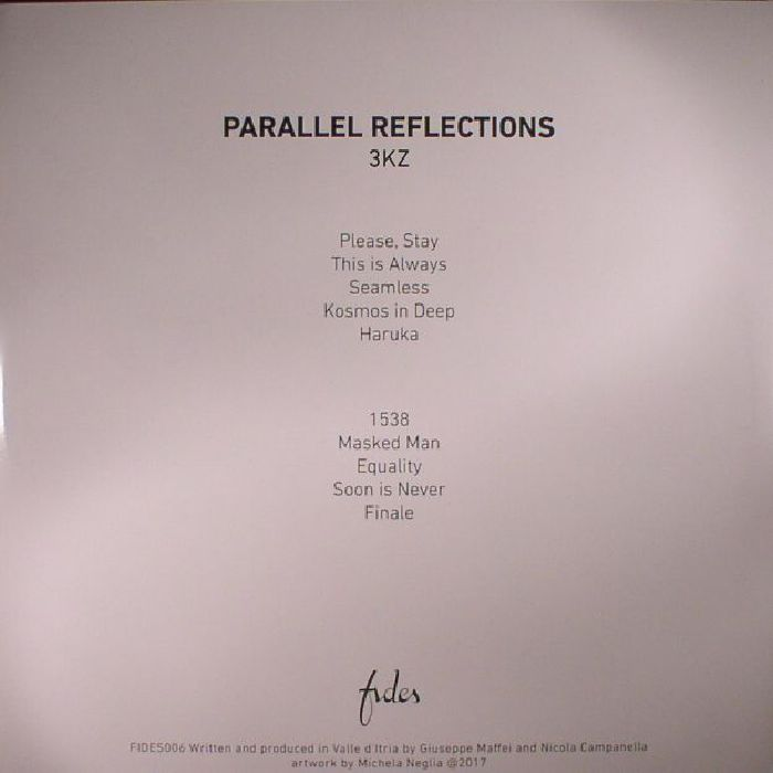 3KZ - Parallel Reflections