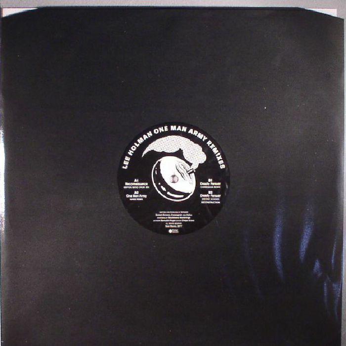 HOLMAN, Lee - One Man Army Remixes