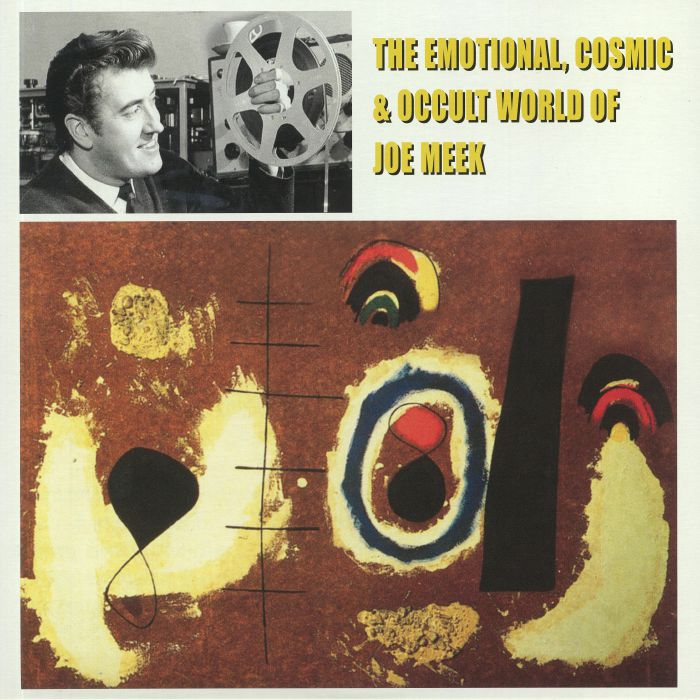 Image result for V/A - The Emotional, Cosmic & Occult World Of Joe Meek (Mississippi) $13.99