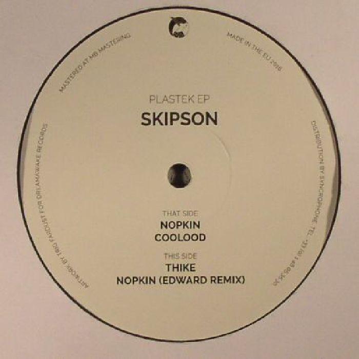 SKIPSON - Plastek EP