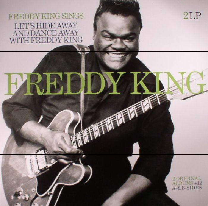 Freddy King Takin Care Of Business