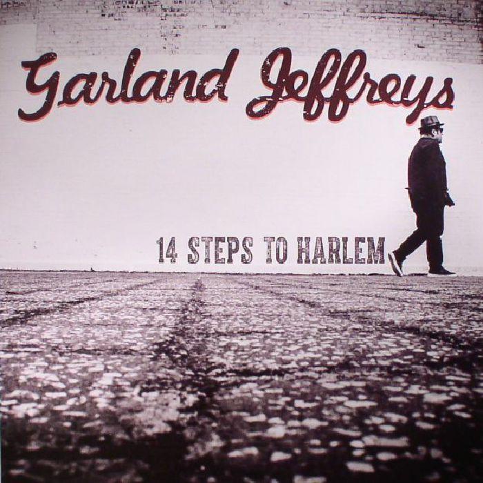 JEFFREYS, Garland - 14 Steps To Harlem