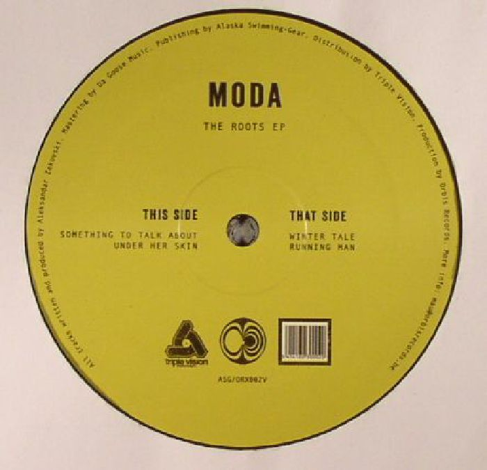 MODA - The Roots EP