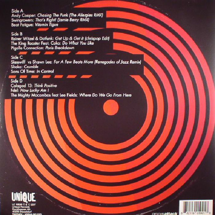 VARIOUS - The New Testament Of Funk VI: Back By Dope Demand