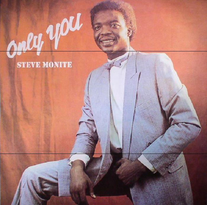 MONITE, Steve - Only You (reissue)