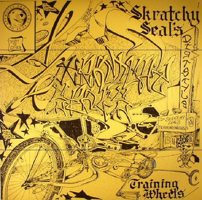 SKRATCHY SEAL aka DJ Q BERT - Skratchy Seal's Training Wheels