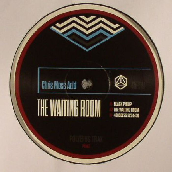 MOSS ACID, Chris - The Waiting Room