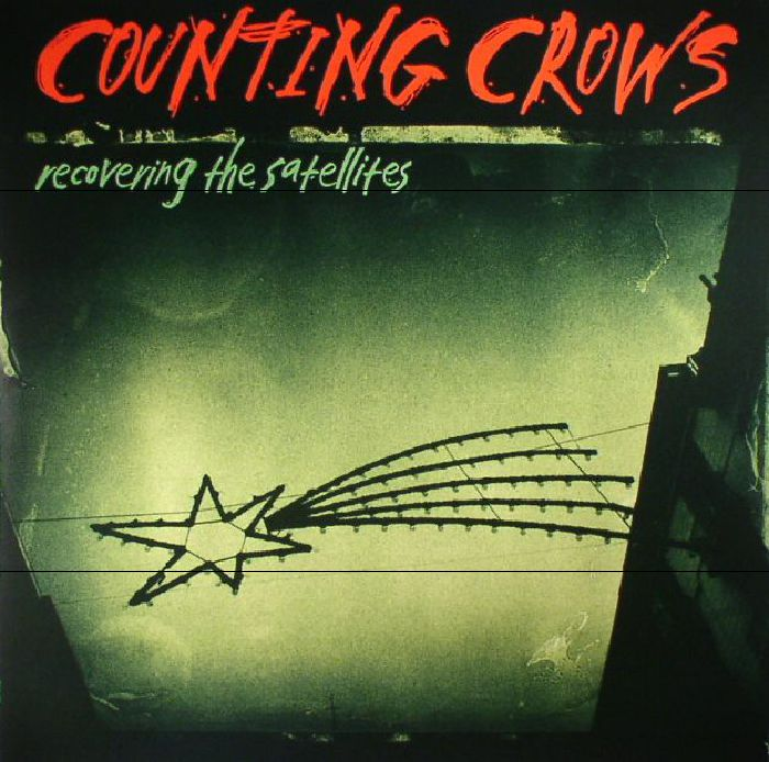 COUNTING CROWS - Recovering The Satellites (reissue)