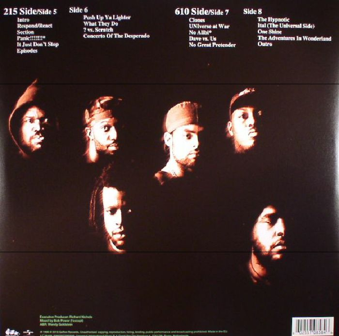The Roots Illadelph Halflife Reissue Vinyl At Juno Records