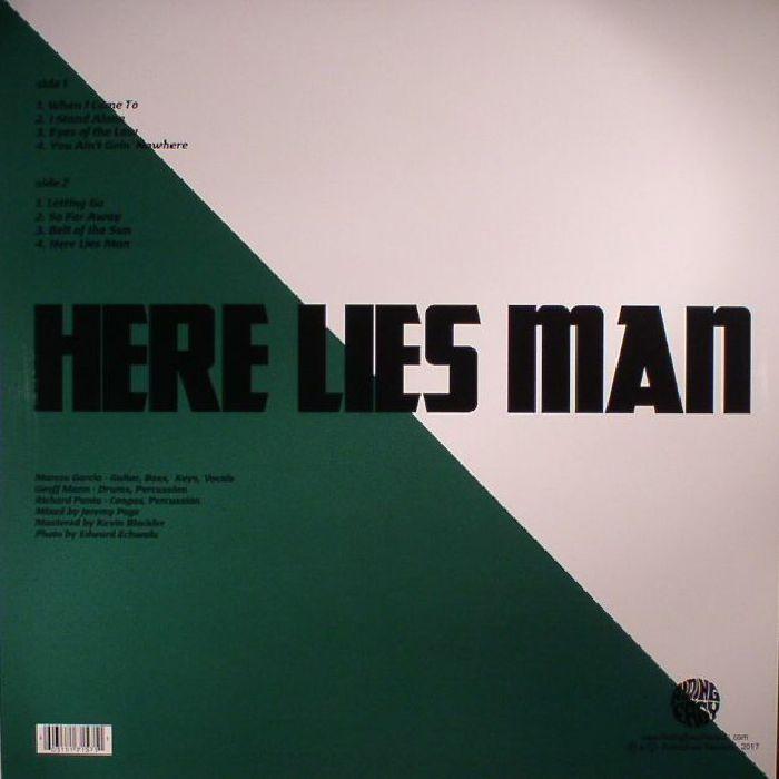 HERE LIES MAN - Here Lies Man