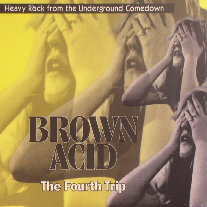 VARIOUS - Brown Acid: The Fourth Trip