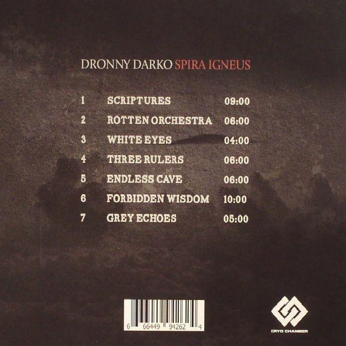 DRONNY DARKO - Spira Igneus