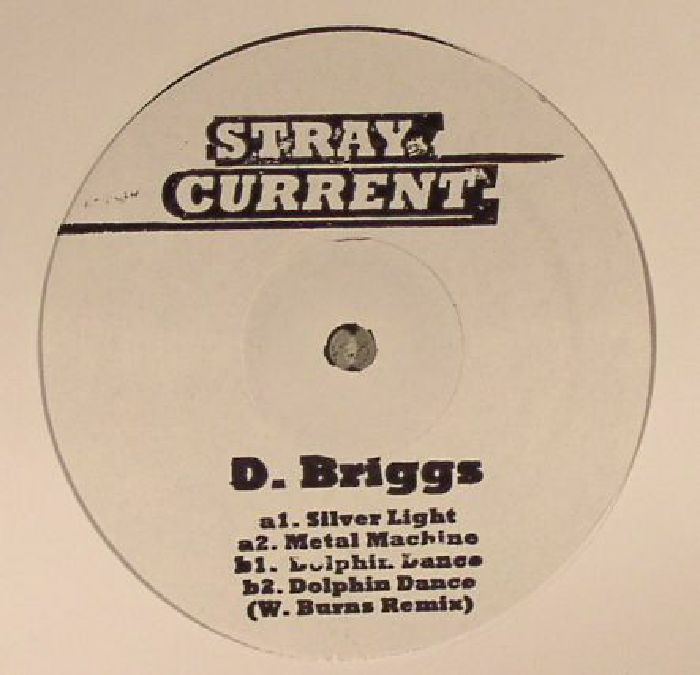 D BRIGGS - Dolphin Dance EP