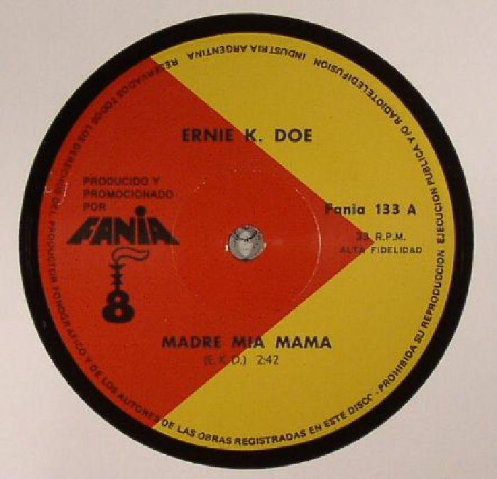 K DOE, Ernie - Madre Mia Mama