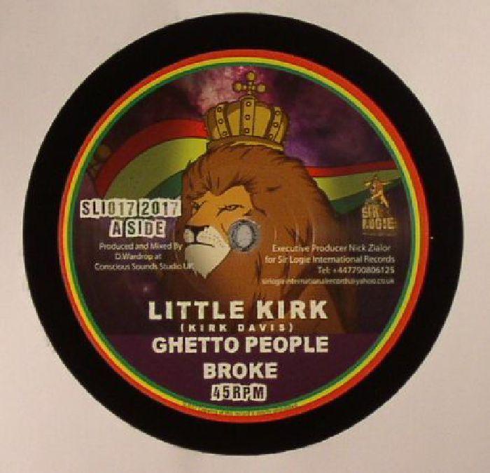 LITTLE KIRK - Ghetto People