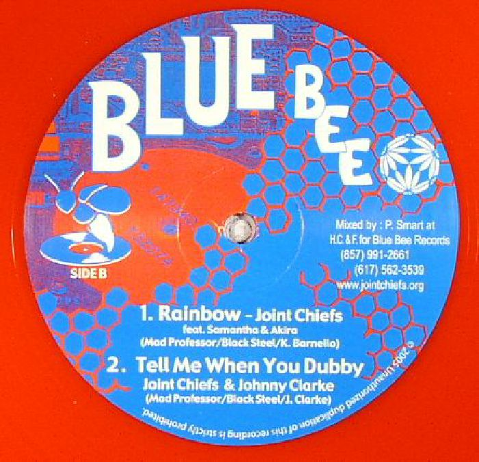 CLARKE, Johnny/MILTON BLAKE/JOINT CHIEFS - Tell Me When You Ready