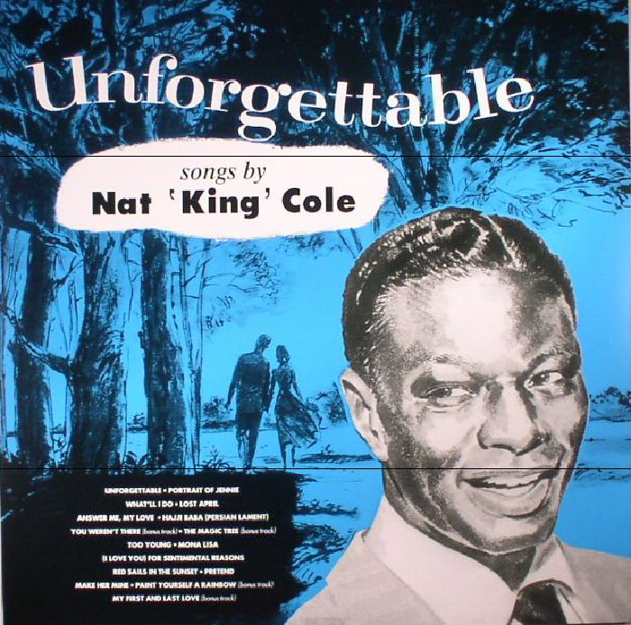 Nat King Cole Unforgettable Reissue Vinyl At Juno Records