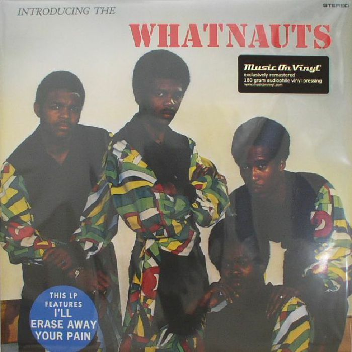 WHATNAUTS, The - Introducing The Whatnauts (reissue)