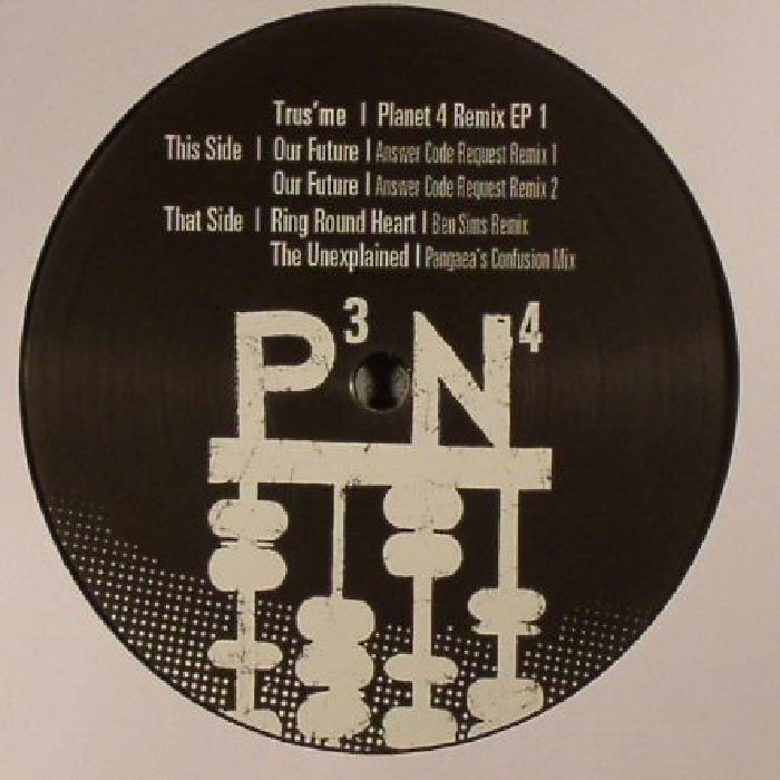 TRUSME - Planet 4 Remix EP 1