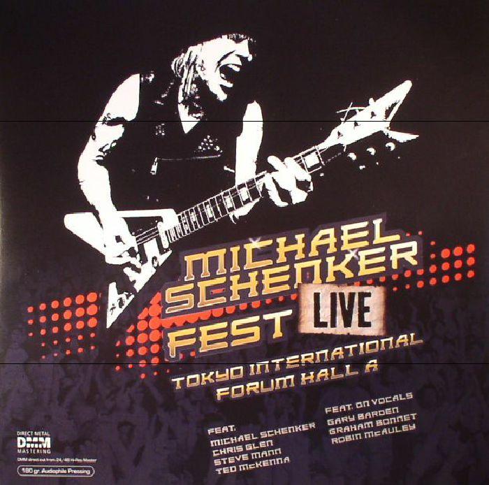 SCHENKER, Michael - Live Tokyo International Forum Hall A