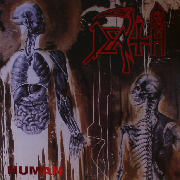 DEATH - Human (remastered)