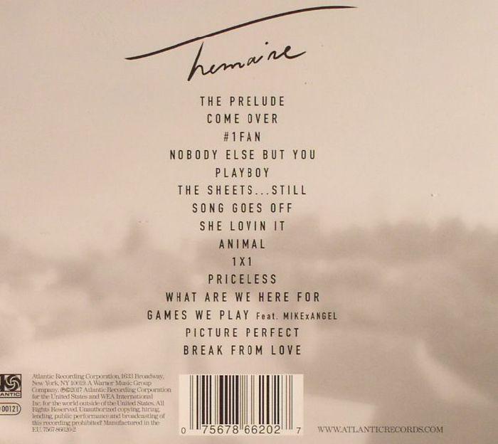 Trey Songz Tremaine The Album Vinyl At Juno Records