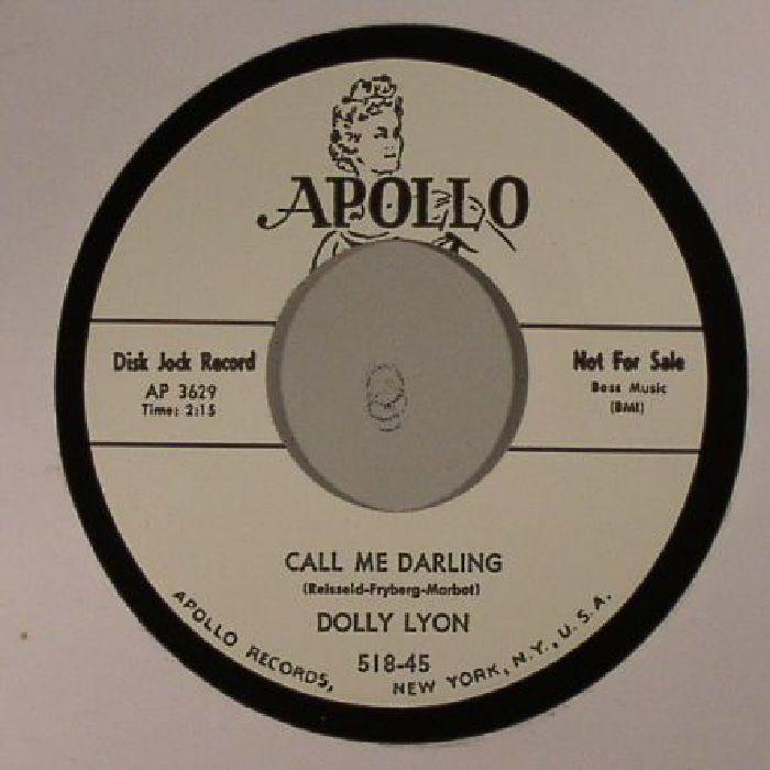 LYON, Dolly - Call Me Darling