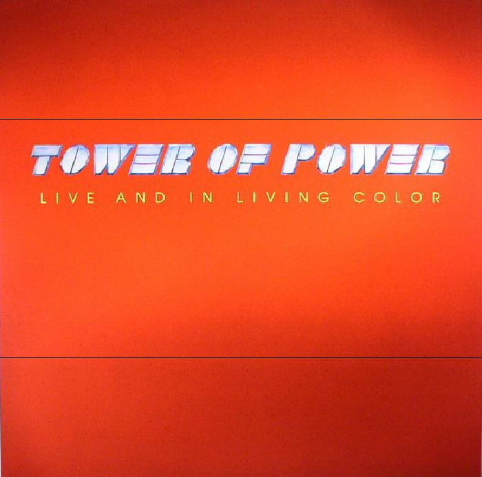 TOWER OF POWER - Live & In Living Color (reissue)