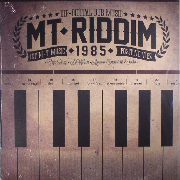 VARIOUS - Dip Digital Dub Music: MT Riddim 1985