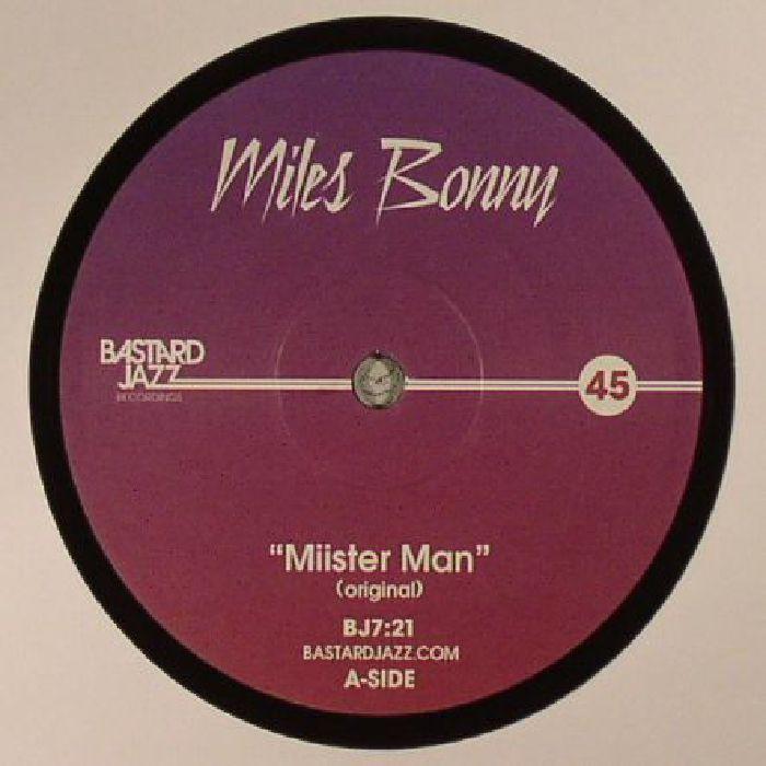 BONNY, Miles - Miister Man