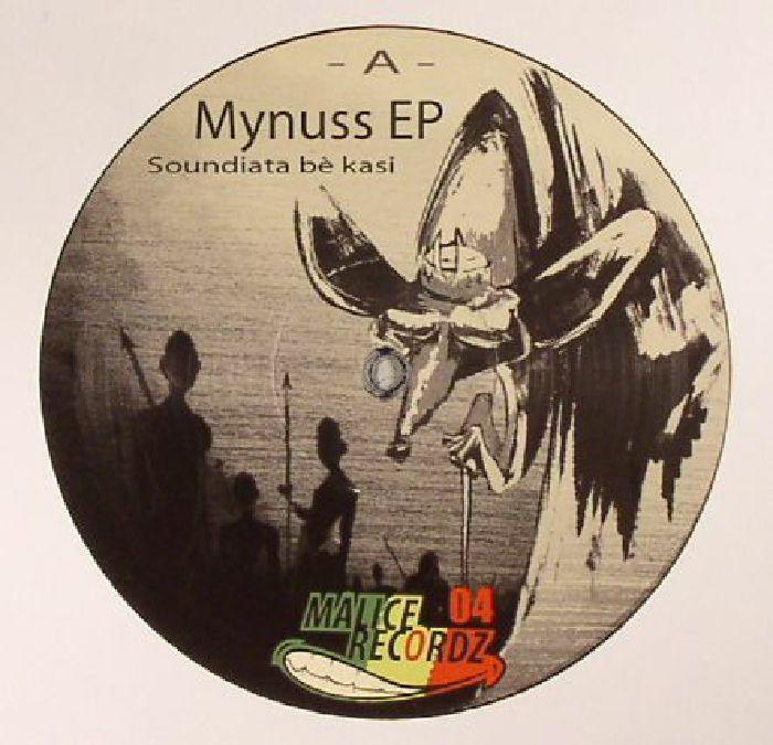 MYNUSS - Mynuss EP