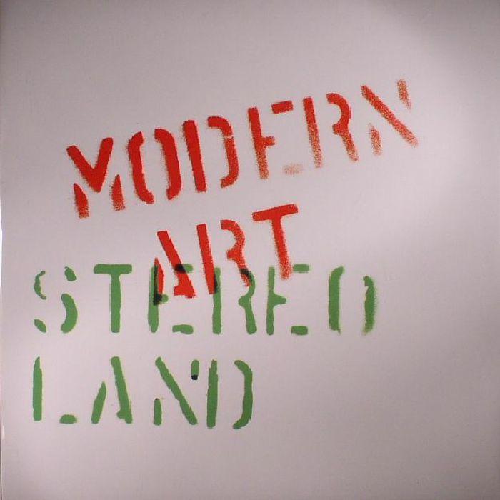 MODERN ART - Stereoland (reissue)