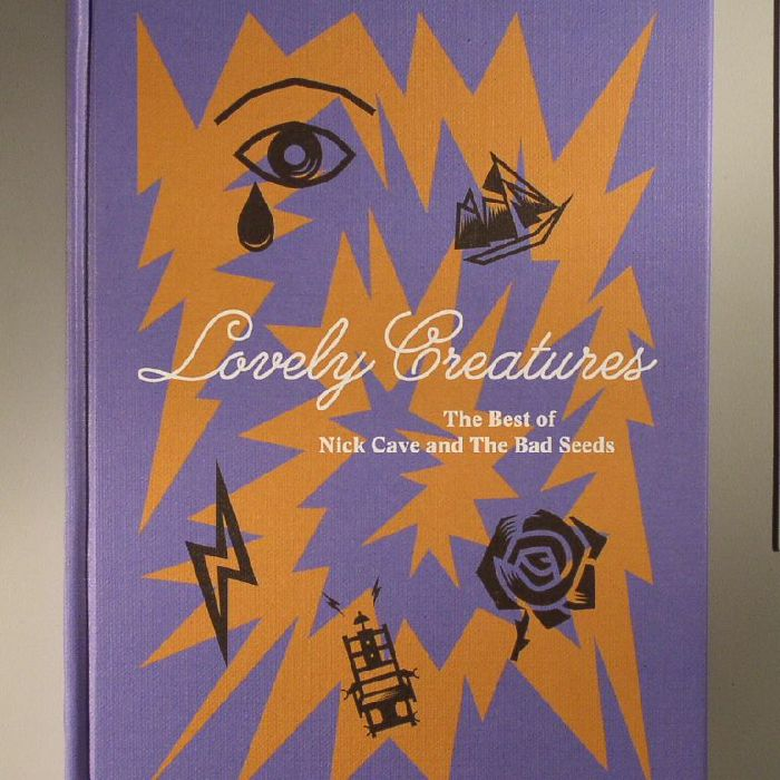 CAVE, Nick & THE BAD SEEDS - Lovely Creatures: The Best Of Nick Cave & The Bad Seeds