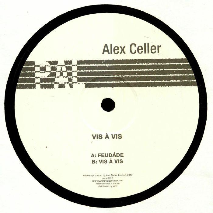 CELLER, Alex - Vis A Vis