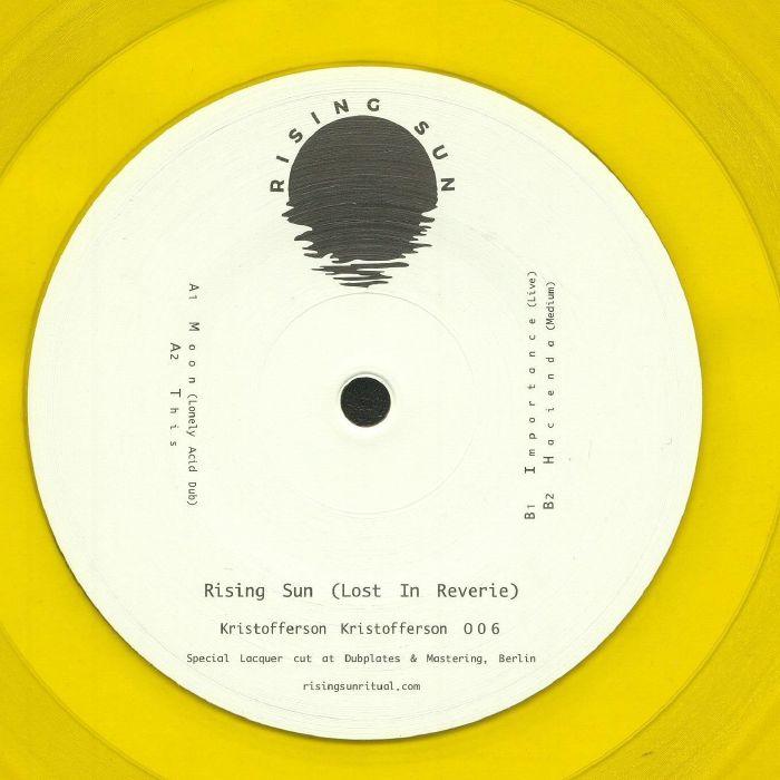 RISING SUN - Lost In Reverie
