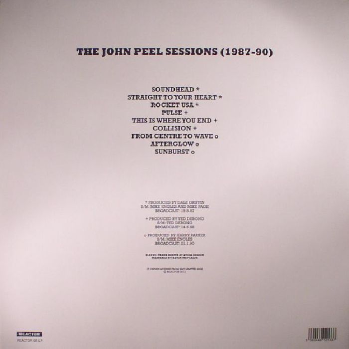 LOOP - Wolf Flow: The John Peel Sessions 1987-90 (reissue) (Record Store Day 2017)