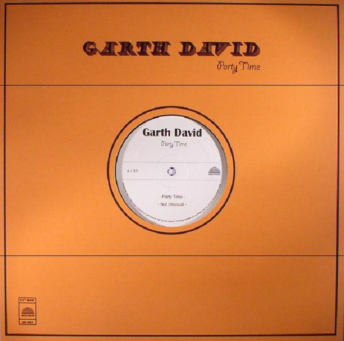 DAVID, Garth - Party Time