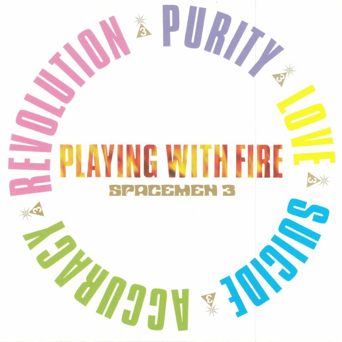 SPACEMEN 3 - Playing With Fire (reissue)