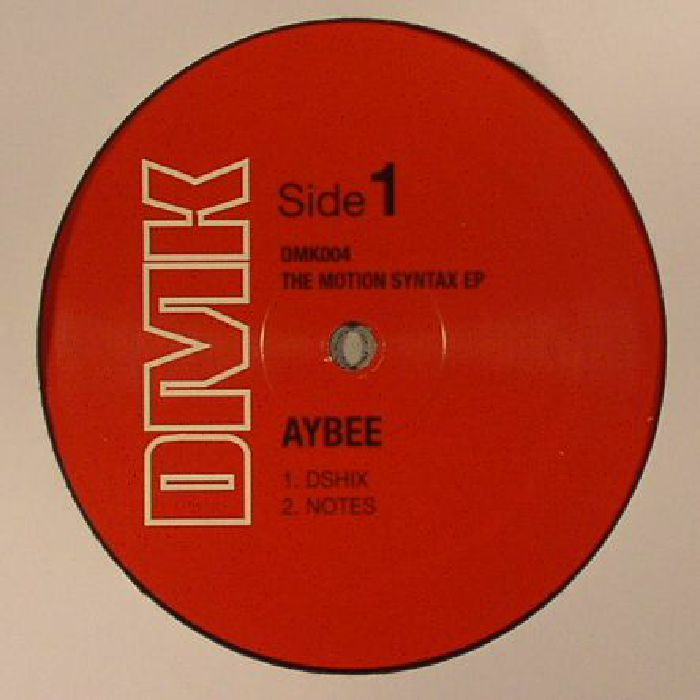 AYBEE - The Motion Syntax EP