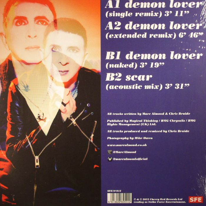 ALMOND, Marc - Demon Lover