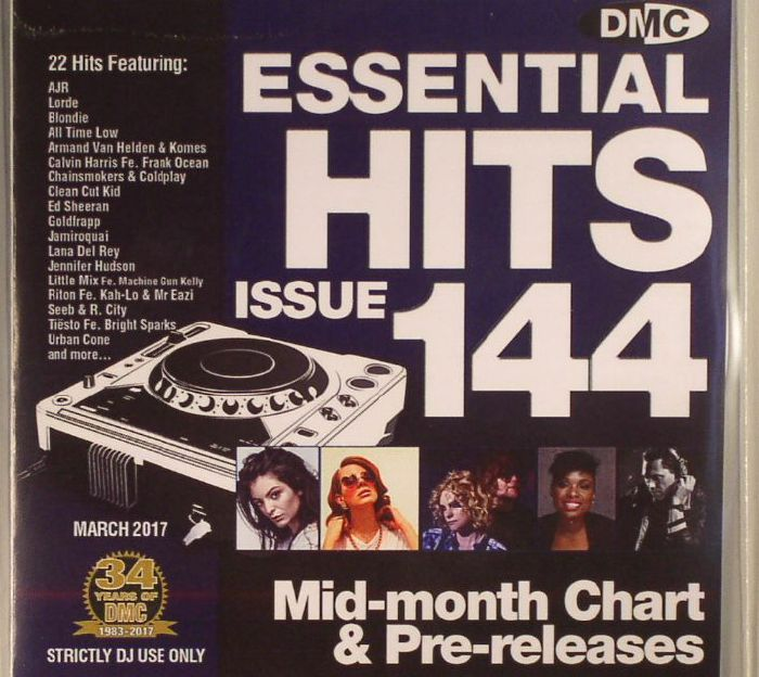 VARIOUS - DMC Essential Hits 144 (Strictly DJ Only)