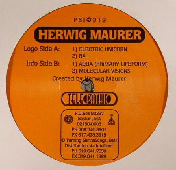 MAURER, Herwig - Electric Unicorn (warehouse find)