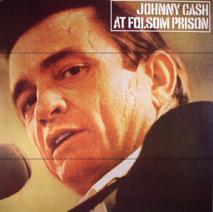CASH, Johnny - At Folsom Prison (reissue)
