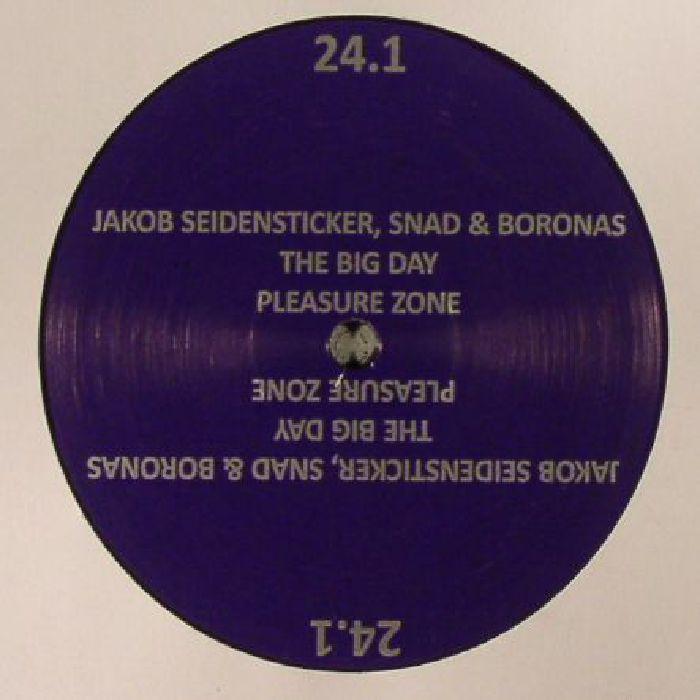 SEIDENSTICKER, Jakob/SNAD/BORONAS - The Big Day