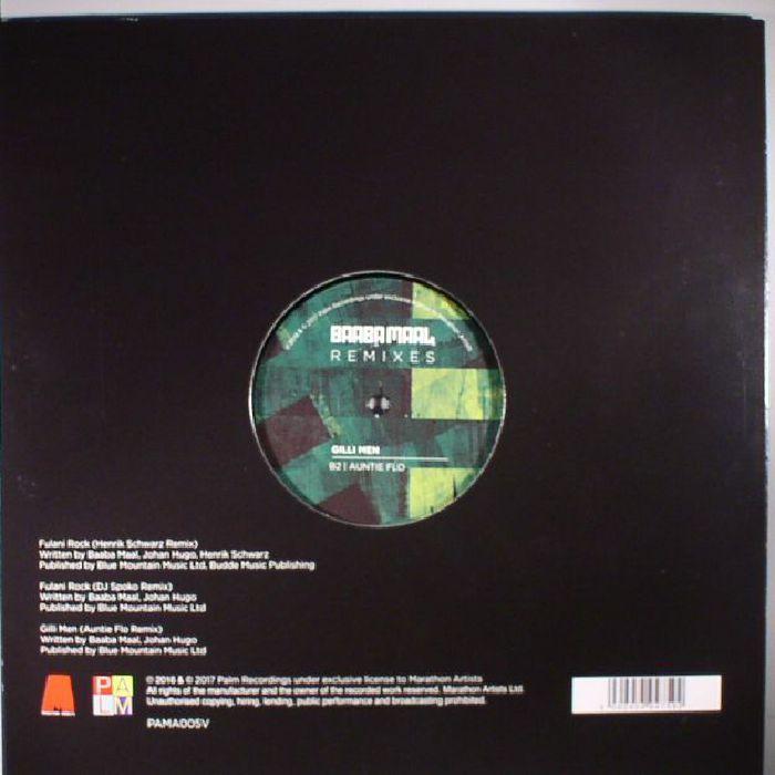 MAAL, Baaba - Remixes